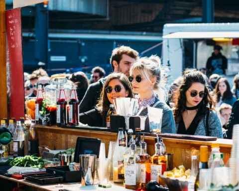 Открытие фестиваля уличной еды «KHRESHCHATYK FOOD FEST»
